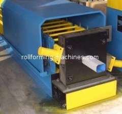 Portable Steel Round Downspout Pipe Forming Machine