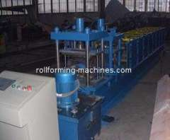 Cap Ridge Roll Forming Machinery, Metal Roll Forming Machine with Hydraulic Station