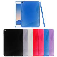 New 2015 Protect Ultrathin TPU Soft Case Cover Skin For iPad Air 2 iPad 6 New Just for you