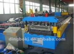 YX1000 trapezoidal roll forming machine
