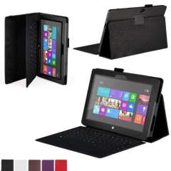 New Stand Leather Case Cover For Microsoft Surface 10.6 Windows 8 RT Tablet Just for you