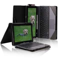New For 10.1' ASUS Transformer Book T100TA Triple Keyboard Leather Case Just for you