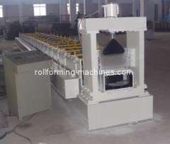 Galvanized Steel K Span Roll Forming Machines, Automatic 300 K Arch Forming Machine