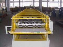 K span Metal Forming Machines, High Precision 610mm K span Roll Forming Machine