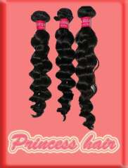 18'20'22' Mix Length 100% malaysian hair natural wave Free Shipping