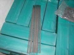 Cast iron electrode
