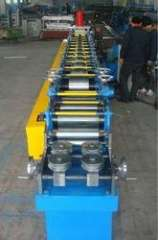 Light steel profile roll forming machine