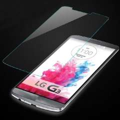 New High Quality Premium Tempered Glass Film Screen Protector for LG G3 Just for you