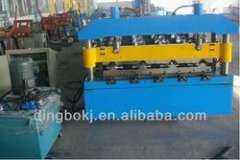 Automatic Roof Wall Steel Panel Cold Roll Forming Machine
