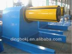 10 tons hydraulic decoiler