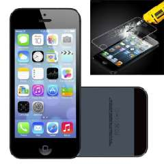 New Real Premium Tempered Glass Film Screen Protector for iPhone 5S 5th Just for you