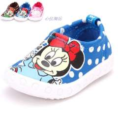 2013 autumn child canvas shoes single shoes foot wrapping shoes all-match casual shoes