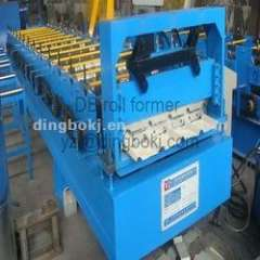 840 wall panel roll forming machine