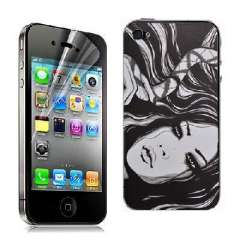 iphone4 protection for mobile phones film / anti- scratch cell phone stickers