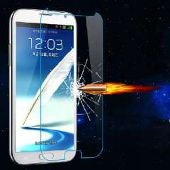 9H HD Premium Tempered Front Glass Film Screen Protector Shield Guard for Samsung Galaxy Note2 N7100 New