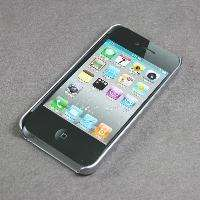 IPHONE 4G Hard gilding | silver