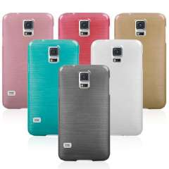 New Luxury Hard Brushed PC Hard Case Cover For Samsung Galaxy S5 i9600 Just for you