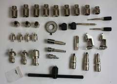 35 sets of electronically controlled fuel injection device exploded Tools