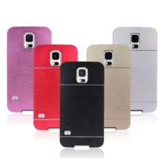New Brushed Aluminium Metal Hard Case Cover For Samsung Galaxy S5 i9600 Just for you
