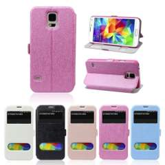 New Luxury Leather Case Cover Phone Protector(water\Dirt\shock Proof) For Samsung Galaxy S5 i9600 Just for you