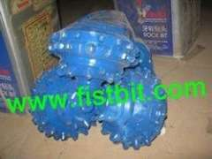 2012 Hotsale API 8 1\2' Oil well Tricone Bit & Button Tooth Tricone Bit&Earth Anger Drill Bit