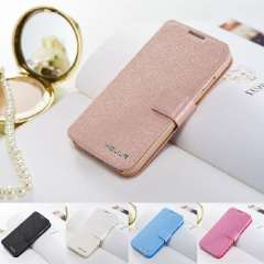 New Luxury Wallet Leather Flip Case Cover For Samsung Galaxy S4 S IV i9500 Fashion Just for you