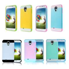 New Hybrid Candy Color Case Cover For Samsung Galaxy S4 IV I9500 Just for you
