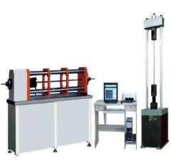 SDL series of computer control strand relaxation testing machine