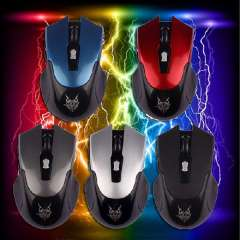 New 2.4GHz Wireless Optical Adjust 1600DPI 6D Buttons Gaming Mouse Mice Receiver For PC Laptop Computer Just for you