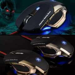 New Adjustable 2400DPI 6D Ergonomics Gaming Mouse Mice Optical USB Wired For Pro Gamer Just for you