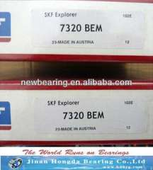 Reducer Bearing 7320BEM Angular contact ball bearing Quality SKF Brand