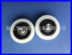 SD-830U) 6608ZZ Pulley Plastic | Taizhou cabinet Rolling pulley