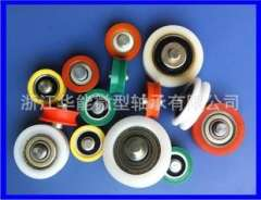 Manufacturers selling non-standard nylon coated pulleys | Non-standard mute strengthened nylon bearing
