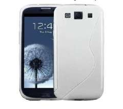 sumsang i9300 protective sleeve white