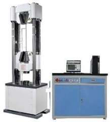 WAW-G steel strand series microcomputer control battery solution servo universal testing machine