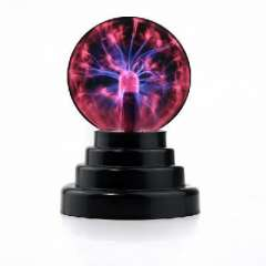 3-inch | USB Interface | Music lightning ball | electrostatic Ball | plasma ball | Magic Ball | magic lamp | Witch Ball
