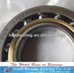 7212BECBM Angular contact ball bearing