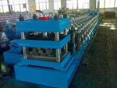 Guardrail cold roll forming Machine