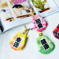 Commodities good wishes bags multi pendant / Wishing Bag phone pendant | Random Color