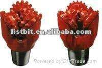 7'(177.8mm) IADC HJ137 red durable new tricone bit