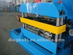 crimping roll forming machine