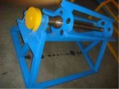 1ton manual decoiler