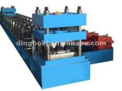 M profile roll forming machine