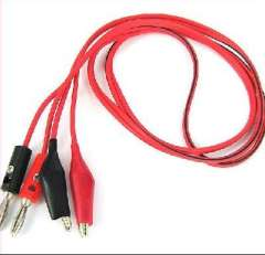 Multimeter test leads