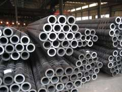 The use of seamless steel tubes
