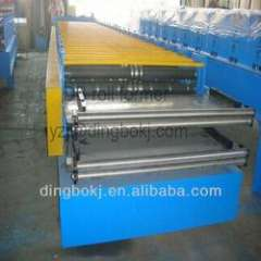 doubler layer roll forming machine