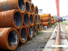 Large diameter thick-walled pipe