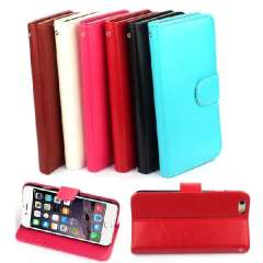 New 4.7 Inch For iPhone 6 Fashion Luxury Retro Leather Wallet Flip Cover Case Just for you