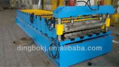 trapezoid roof sheet roll forming machinery