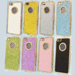 Unique Bling Embed Crystal Hard Back Case Cover For iPhone 5 5G 5TH Snow